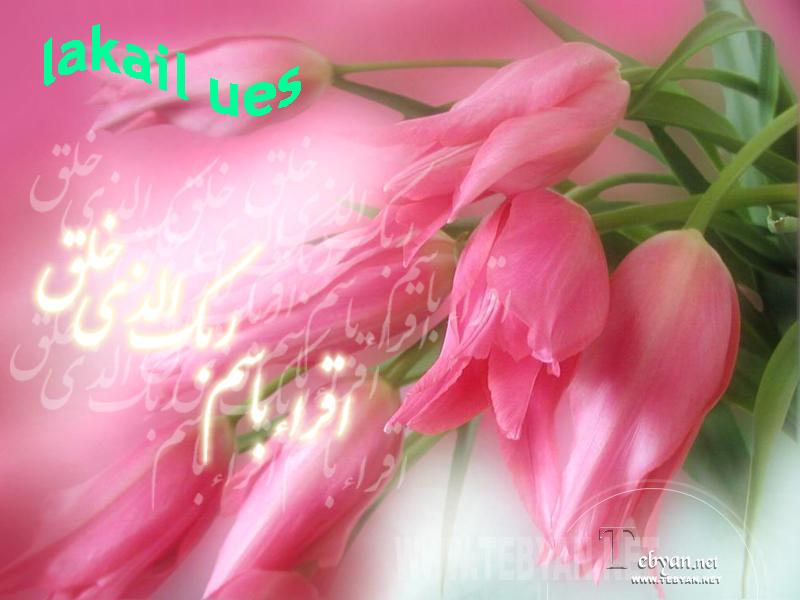 عید مبعث ، دانشجویان لک